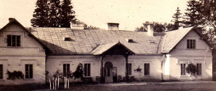 Manor houses of the Rozwadowski family and their relatives