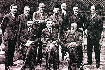 Jan Emanuel Jordan Rozwadowski – Sekretarz KNP  ipolityk II Rzeczypospolitej
