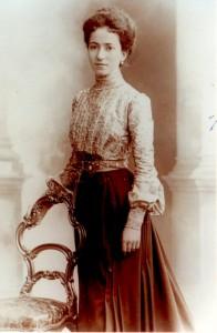Zofia z Bogdanowiczow-wife of Jan Michal Rozwadowski (1)